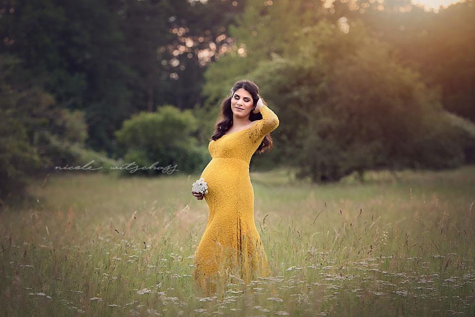 Babybauchfotos, Schwangerschaft, Babybauch Fotoshooting
